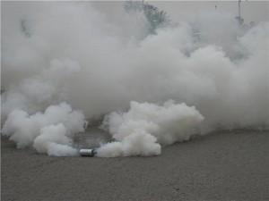 gaz lacrymogène, bijoux de préférés de nos policiers