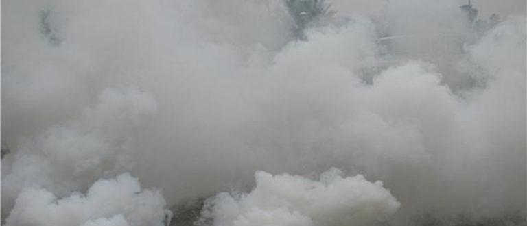 Article : Les gaz lacrymogènes, bijoux préférés des policiers haïtiens
