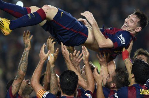 Article : La légende, Messi continue.