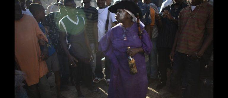 Article : Les 1 et 2 novembre en Haiti…