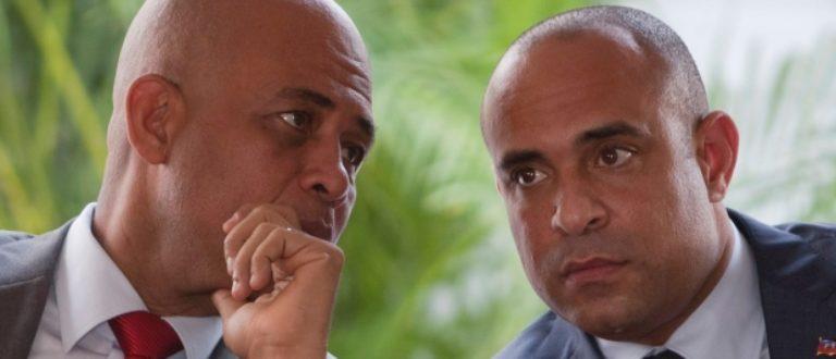 Article : Divorce Martelly-Lamothe : le climat du film politique