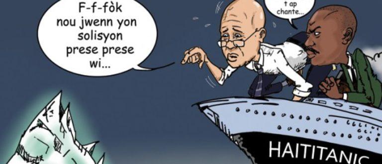 Article : Les surprenantes décisions de M. Martelly