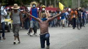 Haiti crise
