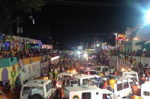Article : Le carnaval haïtien tourne au drame